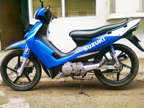 Motor Suzuki Smash Modifikasi by Kumpulan Foto Hasil Modifikasi Motor Smash Terbaru Modif