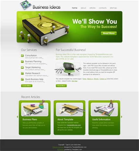 Descargar Templates Paginas Web Gratis by Business Ideas Plantillas Web Gratis