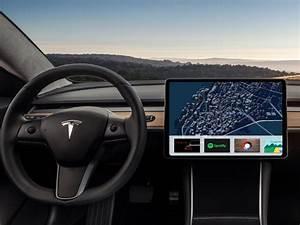 Designing the Tesla Model 3 Dashboard - Prototyping