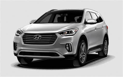 2020 Hyundai Santa Fe Xl Release Date by 2019 Hyundai Santa Fe Xl Se Exterior Interior Engine