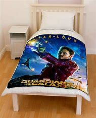 Guardians of the Galaxy Throw Blanket