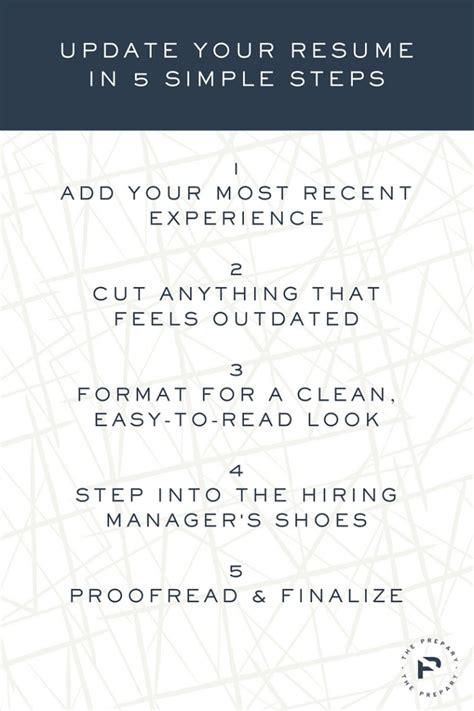 how to update a resume haadyaooverbayresort