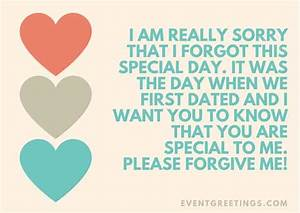 I Am Sorry Messages For Girlfriend – Apology Quotes ...