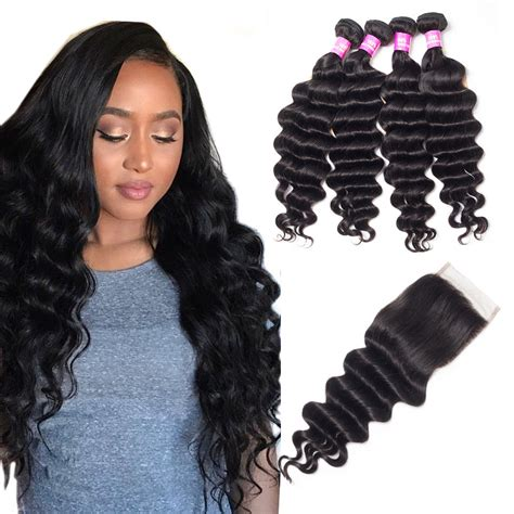 peruvian loose deep wave hairstyles hairstyles by unixcode