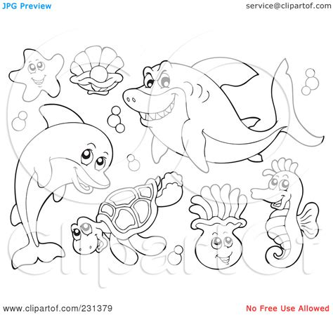 sea life coloring pages  coloring pages