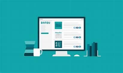 App Mobile Bambu Social Building Sprout Update