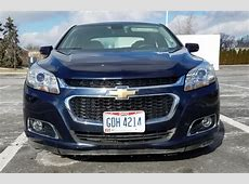2016 Chevrolet Malibu LTZ Rental Review – Your Next Used