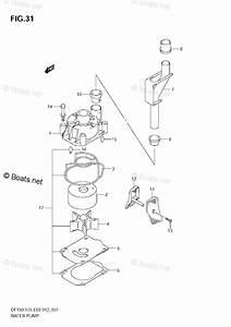 Suzuki Outboard Parts By Model Df 150 Oem Parts Diagram