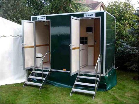 wedding portable toilets portable toilet trailer luxury