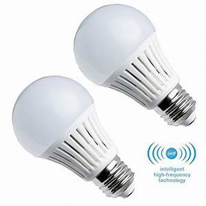 Lampe Mit Sensor : elrigs led lampe mit bewegungsmelder e27 5w ersetzt 40w hochfrequenz sen eghfs shenzhen qianyue ~ Watch28wear.com Haus und Dekorationen
