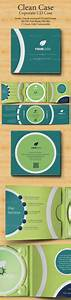 cd sleeve printing template - clean cd case template graphicriver
