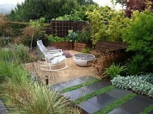 Idée Jardin Zen : 45 id es jardin minimaliste et zen pour cr er une ambiance reposante ~ Dallasstarsshop.com Idées de Décoration