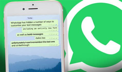 whatsapp how to use new font fixedsys in your