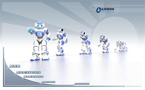 nao robot wallpaper