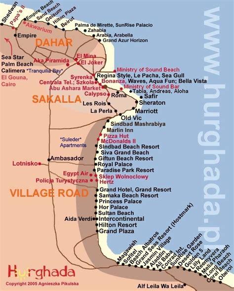 hurghada property apartments hurghada hurghada map