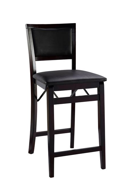 luxury counter height folding chairs in coaches remodel