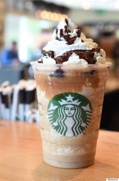 starbucks unveils   frappuccino flavors  theyre