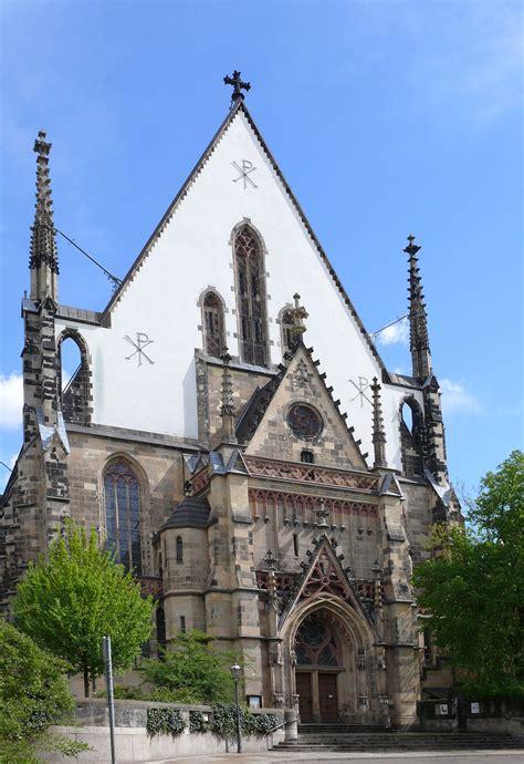 thomaskirche leipzig wikipedia