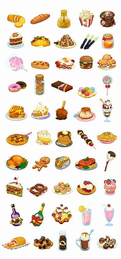 Items Delicious Behance Icon Jin Illustration Via
