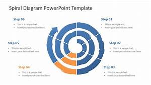 Powerpoint Template Of Spiral