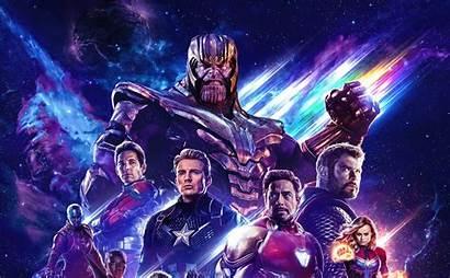 Theme Avengers Endgame Wallpapers Thor 4k 3d