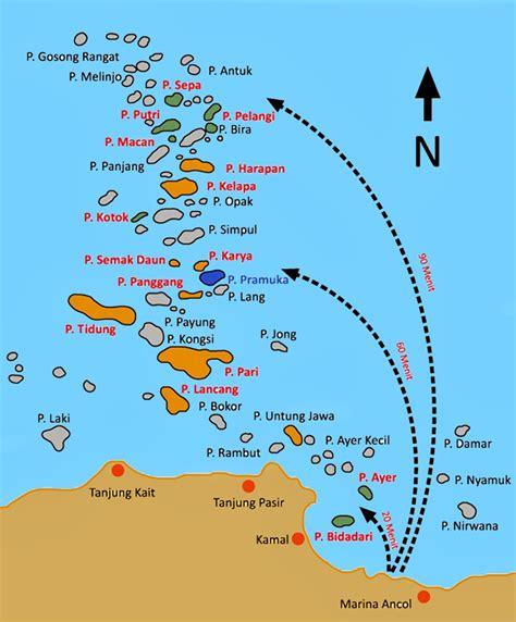 wisata pulau seribu  mempesona paket wisata jogja