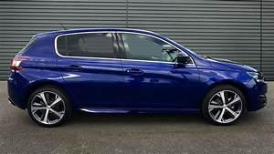 Peugeot 308 Diesel : used peugeot 308 hatchback 1 6 bluehdi gt line 5dr start stop kw65kvp ~ Medecine-chirurgie-esthetiques.com Avis de Voitures