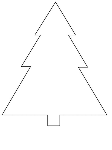 search results for christmas tree stencil template