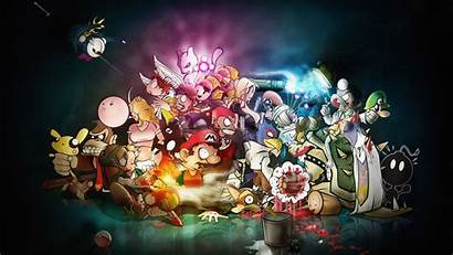 Wallpapers Characters Cool Gaming