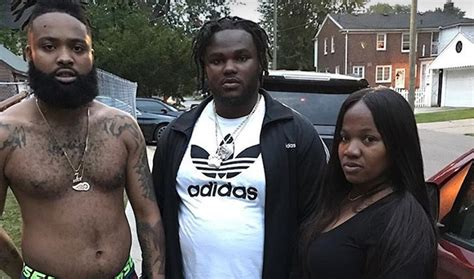 tee grizzley  shot   manageraunt jobina brown