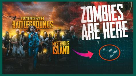pubg mobile  zombie mode coming  dynamo gaming
