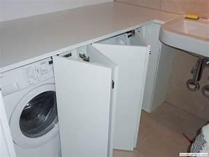Trockner Und Waschmaschine übereinander : einbau waschmaschine badideen pinterest ~ Michelbontemps.com Haus und Dekorationen