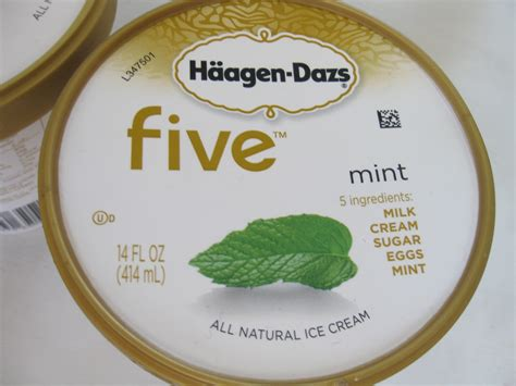 Smooth inside, crunchy bits on the exterior chocolate dip. Kalifornia Love: Häagen-Dazs Five: Have You Tried It?
