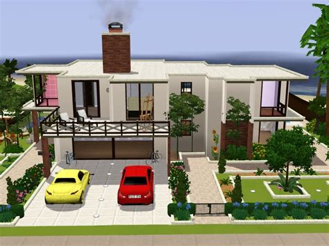 simple house plans with loft my house the sims 3 image 14543433 fanpop
