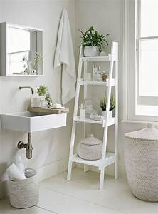 Small bathroom? Create space with these 7 storage ideas