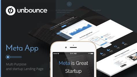 unbounce templates 20 best unbounce landing page templates 2016 for marketing tutorial zone