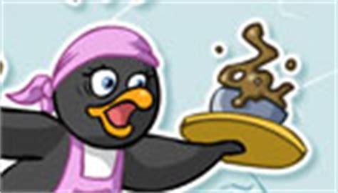 jeux de cuisine pingouin jeu serveuse de pingouins gratuit jeux 2 filles