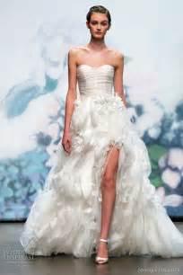 lhuillier bridesmaid dress lhuillier wedding dresses fall 2012 wedding inspirasi