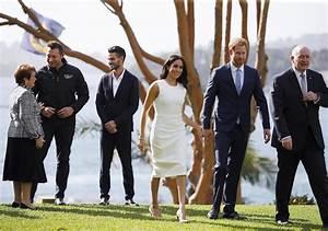 Pregnant Duchess of Sussex starts official Australian tour ...