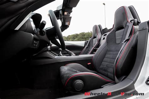 siege auto sport recaro essai mazda mx 5 mkiv la référence des roadsters