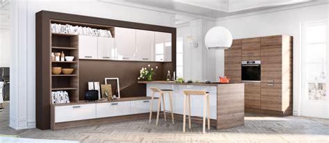 cuisine equipee moderne cuisine equipee contemporaine maison moderne