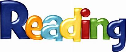 Reading Words Clipart Read Word Title Language