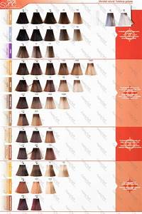 Paleta Matrix Color Sync Paleta Kolorw Farb Do Wosw