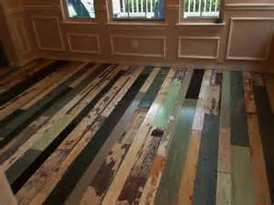 mix and match reclaimed wood flooring wood