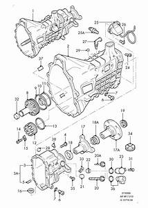 Solved  Automatic Transmission Part Diagram