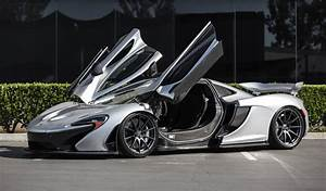 Supernova Silver McLaren P1 For Sale In The US At