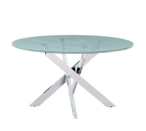 crackle glass table l modern crackled glass table z139 modern dining