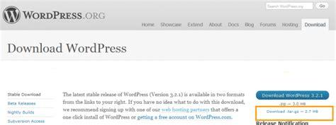 install wordpress manually  file manager