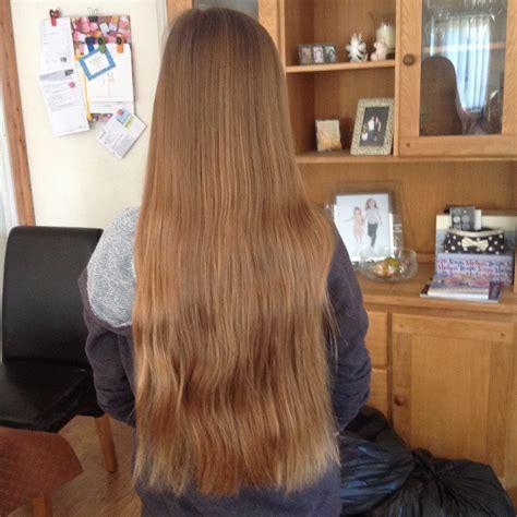 hannah s hair donation little princess trust