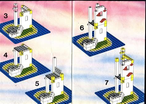 lego sabre island instructions  pirates